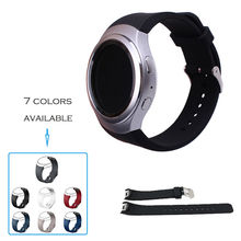 URVOI band for Samsung Galaxy Gear S2 sport strap/wrist new colors with closure silicone Colorful replacement free shipping