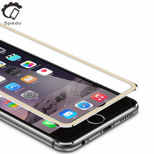 Tempered glass screen protector For iphone5 5S 5C SE 6 6S plus 7 plus 7 pro phone Accessories 3D Edge Full screen coverage