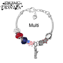 New Arrivals!fashion High Quality alloy European charm beads fit pandora style Charms Bracelet(China (Mainland))