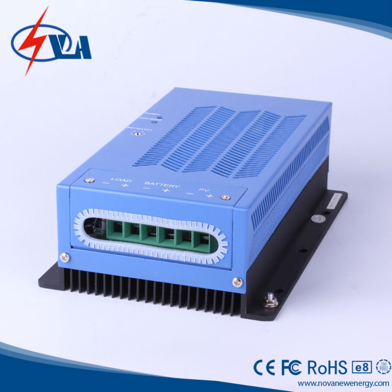 MPPT solar charge controller 12V/24v 40A with factory price<br><br>Aliexpress
