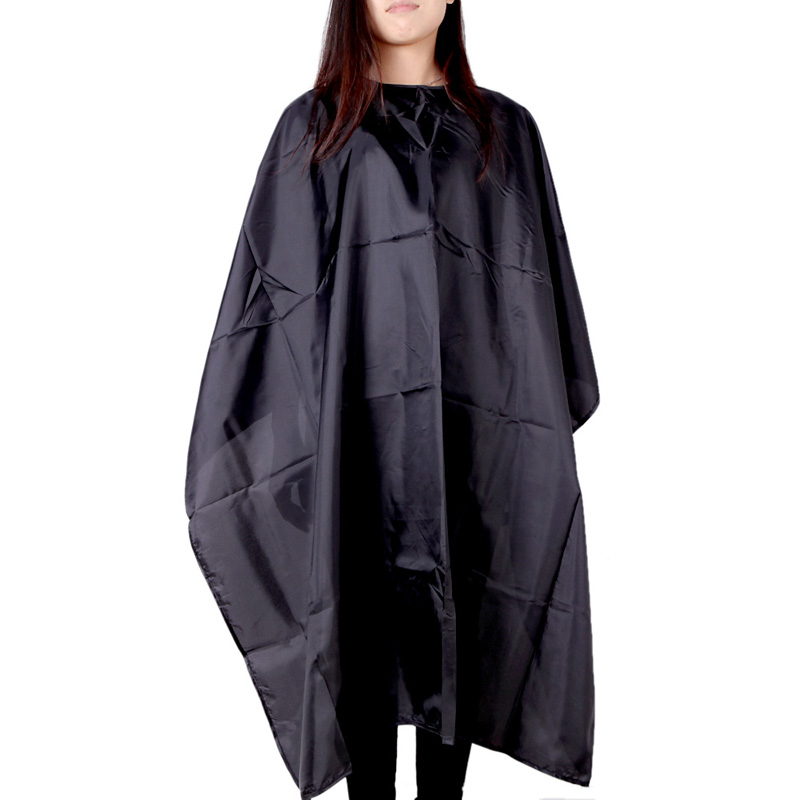 Waterproof Adult Salon Hair Cut Hairdressing Barber Hairdresser Capes Gown Cloth(China (Mainland))