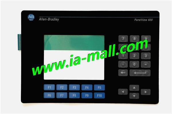 2711-K6C1 2711-B6 series membrane keyboard for Allen Bradley PanelView 600 Micro series, FAST SHIPPING<br><br>Aliexpress