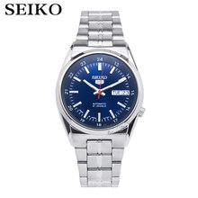Reloj seiko para hombre 5 reloj automático marca de lujo reloj deportivo impermeable para hombre reloj impermeable reloj masculino SNK567(China)