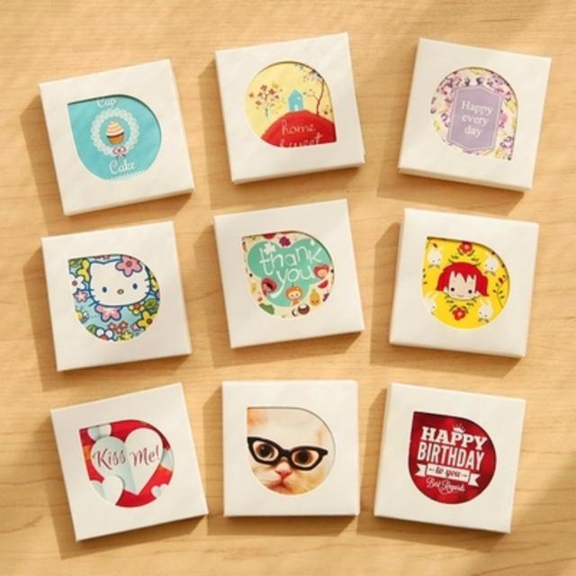 ( 38 шт. ) / много каваи мультфильм мини-бумажной наклейки украшения DIY скрапбукинг наклейки канцелярские-лучший
