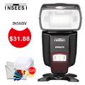 INSEESI IN560IV Universal Flash Speedlite in560iv Speedlight for Canon7D 60D 50D 600D 550D 400D 350D 1100D