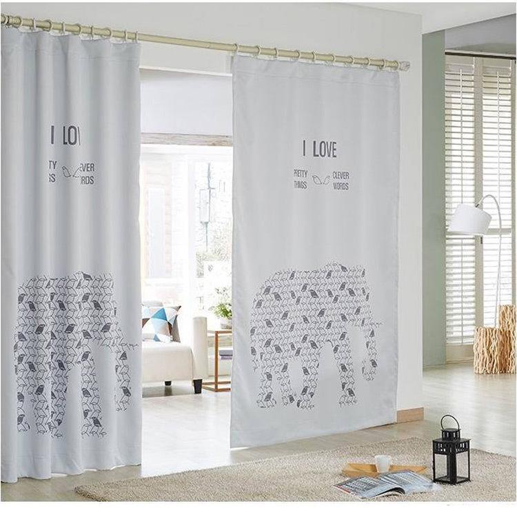 Vorhang Kinderzimmer Elefant : Preis auf Kids Room Curtains Vergleichen  Online Shopping  Buy Low