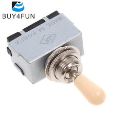 New Arrival Zinc alloy 3 Way Toggle Switch Suitable for LP GIBSON SG Electric Guitar and Bass(China (Mainland))