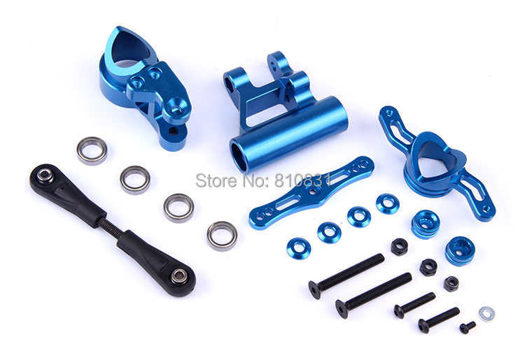 Фотография CNC metal arms steering group 87065  for  LOSI  5t Rovan LT