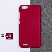 Frosted Plastic Hard Protective Back Shell Case for ZTE Blade X7 Z7 Phone Back Matte Cover