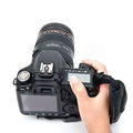 image for Universal DSLR Camera Leather Hand Strap Grip For Canon 5D Mark II 650
