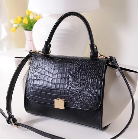 Сумка Women hand bag 2015 bolso mujer trapeze bag сумка oem couro bolso femininos mg003