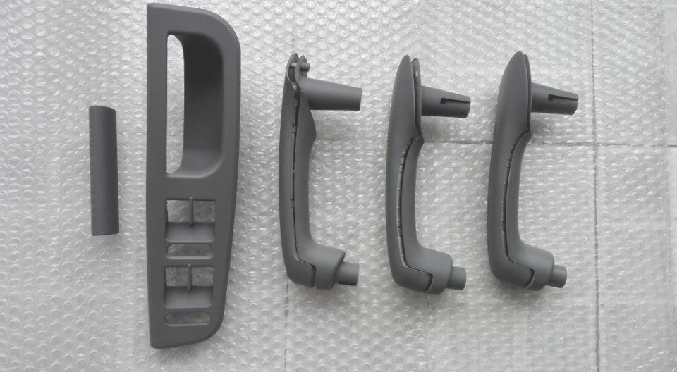 VW / Jetta / Bora / Golf 4 ( Gray) inner door handle / interior handle / inner armrest / Handle(China (Mainland))