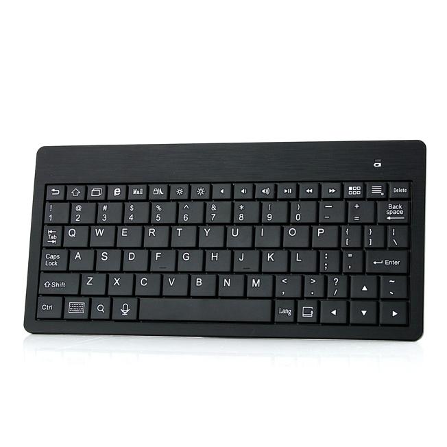 Multisystem multimedia ultra-thin computer laptop PC PS3 PDA wireless bluetooth keyboard Windows OS&Mac&Linux(China (Mainland))