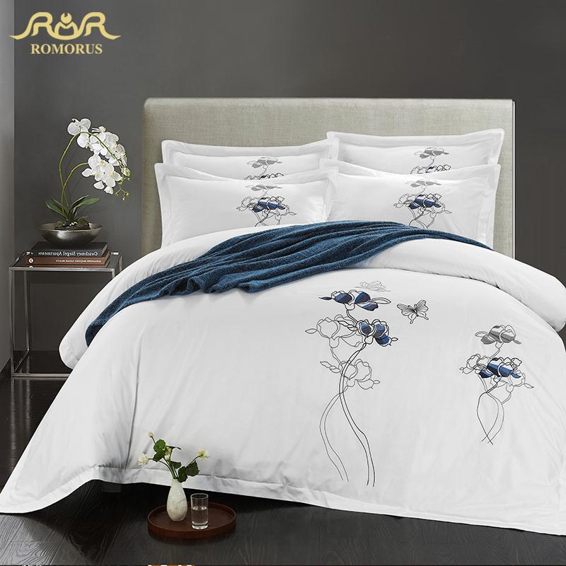 luxe blanc linge de lit promotion achetez des luxe blanc linge de lit promotionnels sur. Black Bedroom Furniture Sets. Home Design Ideas