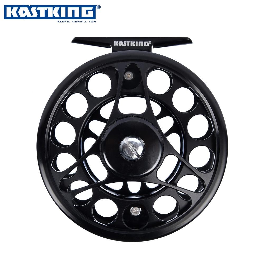 KastKing Katmai Super Light Fly Fishing Reel Full Metal Body Changable Handle Large Arbor Die Casting Fly Reel Free Shipping(China (Mainland))