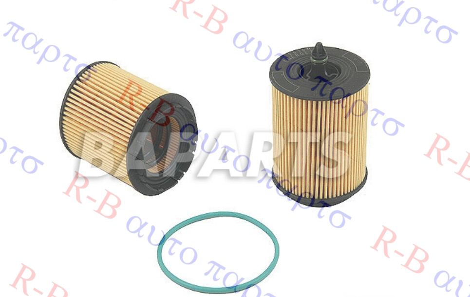 For vauxhall VECTRA MK II(C) GTS/ESTATE SIGNUM 2002-2008 Automotive cars Oil Filter 93175493(China (Mainland))