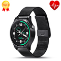 New Lemfo GW01 Smart Watch MTK2502 Bluetooth Heart Rate Monitor Smartwatch Full IPS Screen for ios