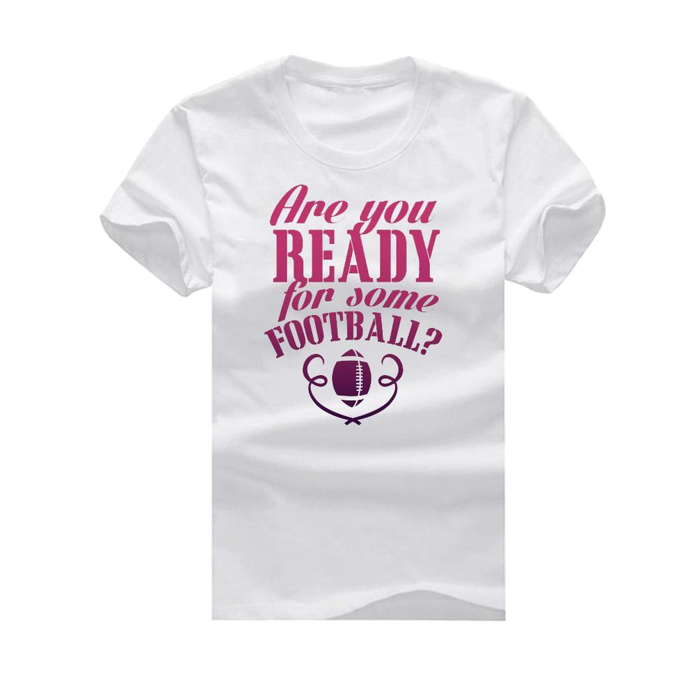 1050347 softball T SHIRT White football cool fashion funny good quality Cotton Short Sleeve custom made men t shirt SML XL XXL(China (Mainland))