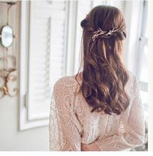 2016 Árvore Clipe Moda Novel Designer Ramos de Grampos de cabelo Do Metal Do Vintage para o Casamento Mulheres Jóias Acessórios de Cabelo pinzas de pelo
