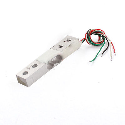 300g 4-Wired Rectangle Aluminium Alloy Mini Load Cell Weighting Sensor(China (Mainland))