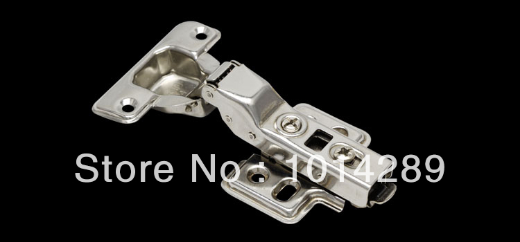 304 stainless steel half overlay soft-closing Hinges Cabinet Hinges(China (Mainland))
