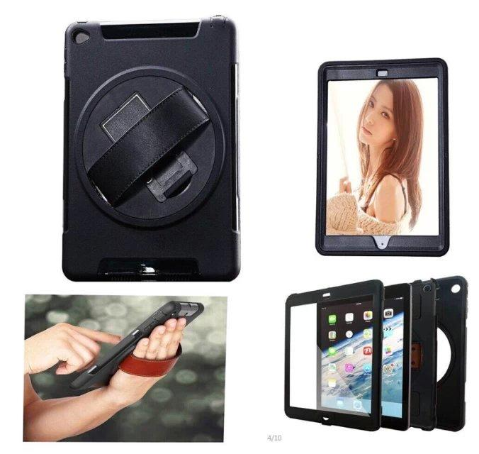 Wholesale WES-FTL New Hand Strap Shockproof Stand Case Cover For iPad AIR 2 ipad 6 Protective Stand Case for iPad AIR2 ipad6<br><br>Aliexpress