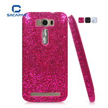"For ASUS Zenfone 2 Laser ZE500KL ZE500KG 5.0"" Luxury Bling Case Cover Original CAPAS Phone Cases High Quality Protective Fundas(China (Mainland))"