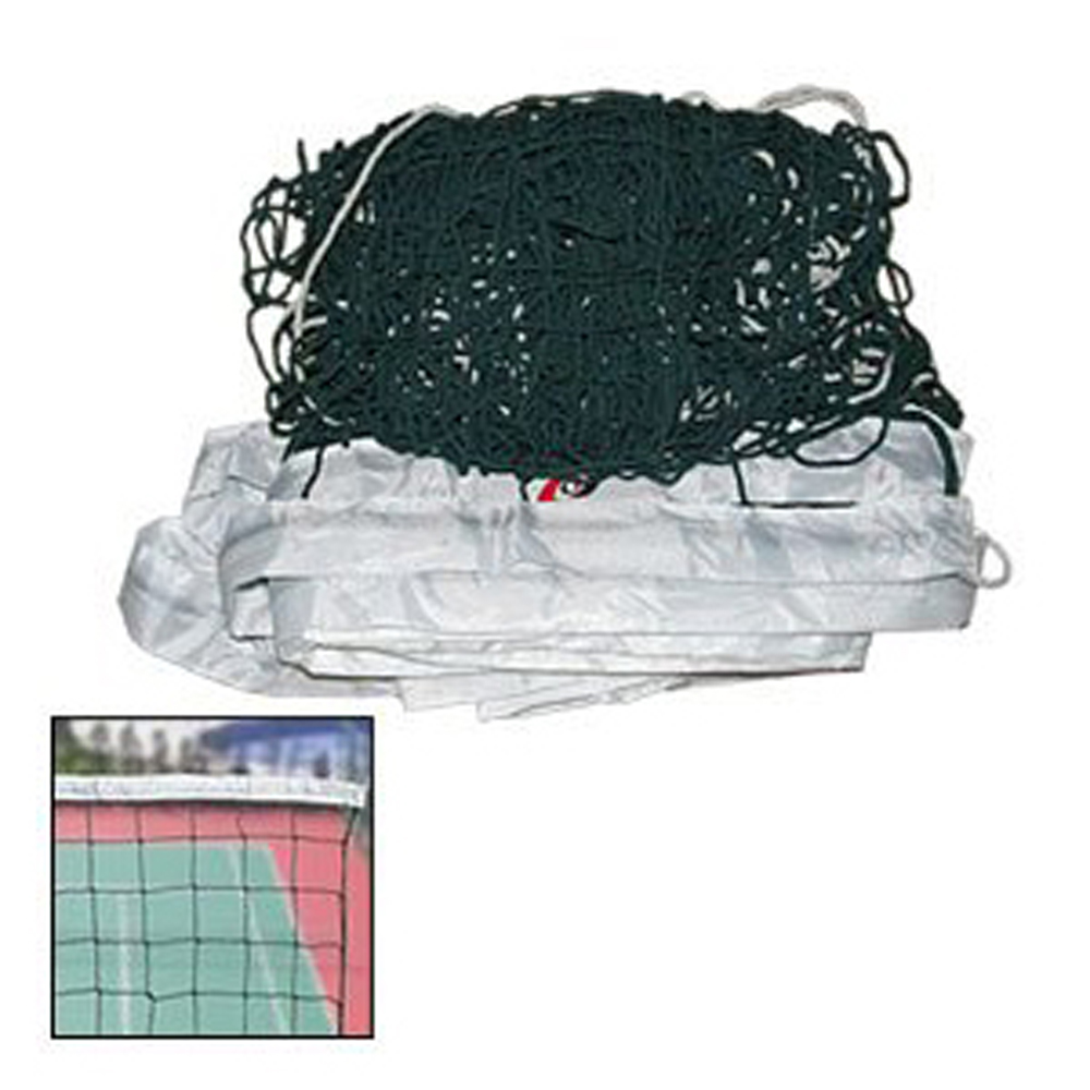 Wholesale price International Match Standard Official Sized Volleyball Net Netting Replacement(China (Mainland))