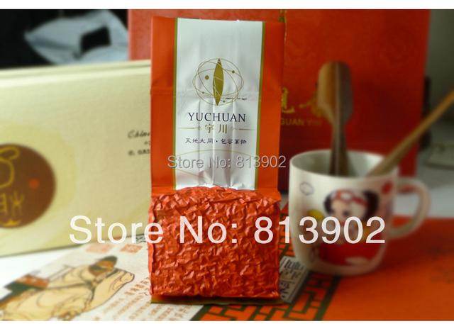 2015 Hot Newest early spring Autumn new oolong tea chinese green tie guan yin china Green ecological tea  625g  5*125g