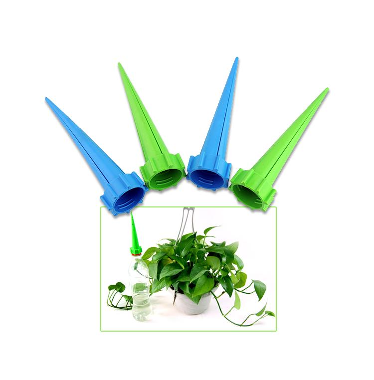 Cheap+49%off 4 x Automatic Irrigation Water Spikes For Garden Plant Flower tape for irrigation hose watering drip tape EB3121(China (Mainland))