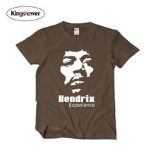 2016 New Fashion Summer Men's/women's T-shirt Jimi Hendrix Portrait Street T Shirts O-neck Short Sleeve Casual Top Tee JA1039