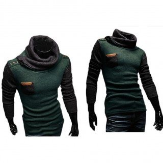 Mens Fitted Hoodie | Fashion Ql
