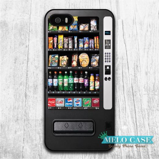 Vintage Snack Vending Machine Protective Case For iPhone 6 6 Plus 5 5s Also For 5C 4 4s iPod 5 Classic Retro Phone Cover(China (Mainland))