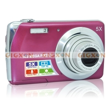 "1/2.3"" Son CCD Sensor 5x digital zoom digital camera"
