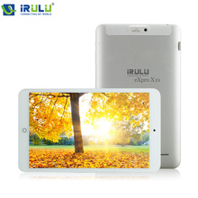 Irulu eXpro X1s 8 '' Android 5.1 Tablet Quad Core 1280 * 800 IPS Screen double caméras 2MP Google Play HDMI 1 GB / 16 GB Ultra mince(China (Mainland))