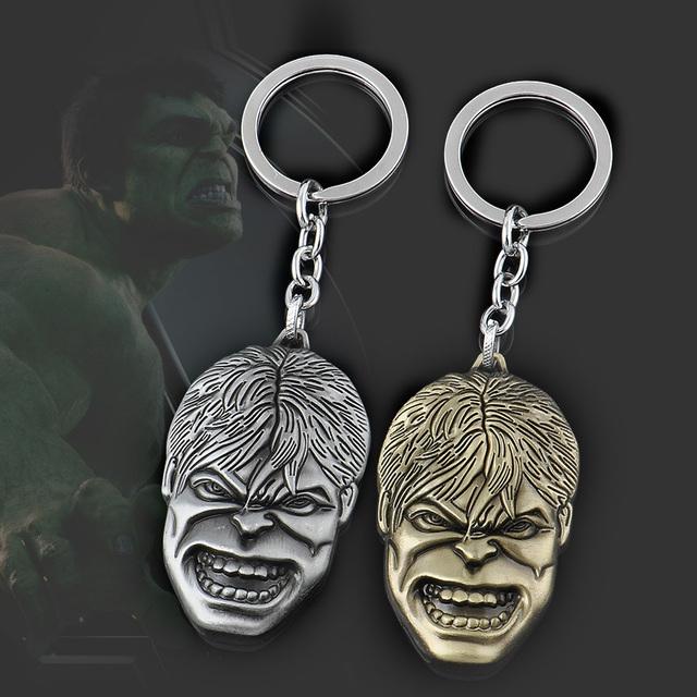 Angry Hulk keychain