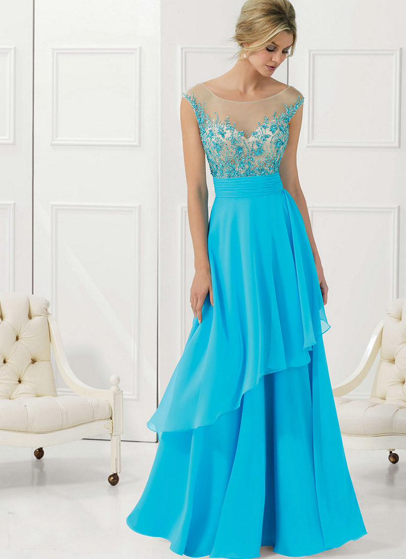 Turquoise Mother Of The Bride Dress - Wedding Dress Ideas