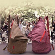 New Fashion Style Brand Women Men Bag Backpack Large Capacity Canvas Shoulder Bag Women Backpack Designer Casual Travel Bag(China (Mainland))