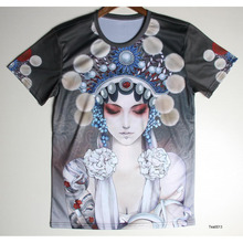 Style Men Unique Funny/Animal/Landscape/Chinese Dragon/Abstract 3d T Shirt Male Short Sleeve Tees