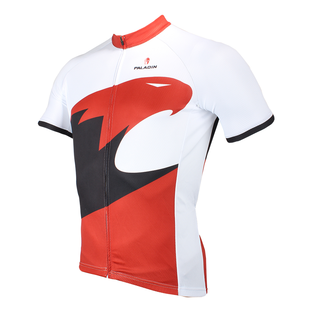 PALADIN Red Eagle 2016 New men's Cycling cycling Short Sleeve Racing Bicycle Cycling Jersey Top Wear Outdoor Sports Clothing(China (Mainland))