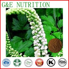 Pure Natural High Quality GMP black cohosh Extract 1000g(China (Mainland))