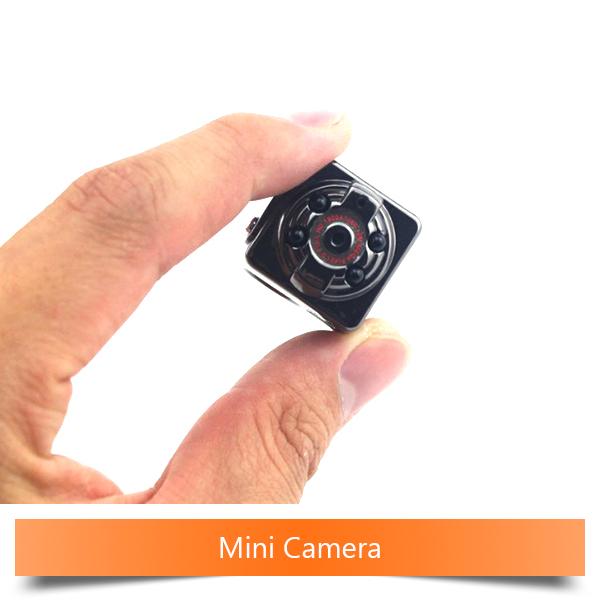 SQ8 Mini DV Camera HD 1080P 720P Micro Camera Digital DVR Cam Video Voice Recorder mini Camcorder Camara+memory card(China (Mainland))