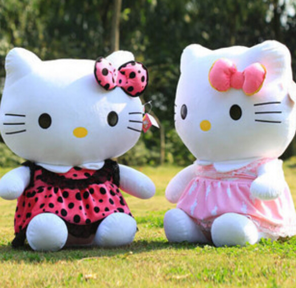 Hello Kitty Stuff Toys : Cm size hello kitty plush toys stuffed soft factory