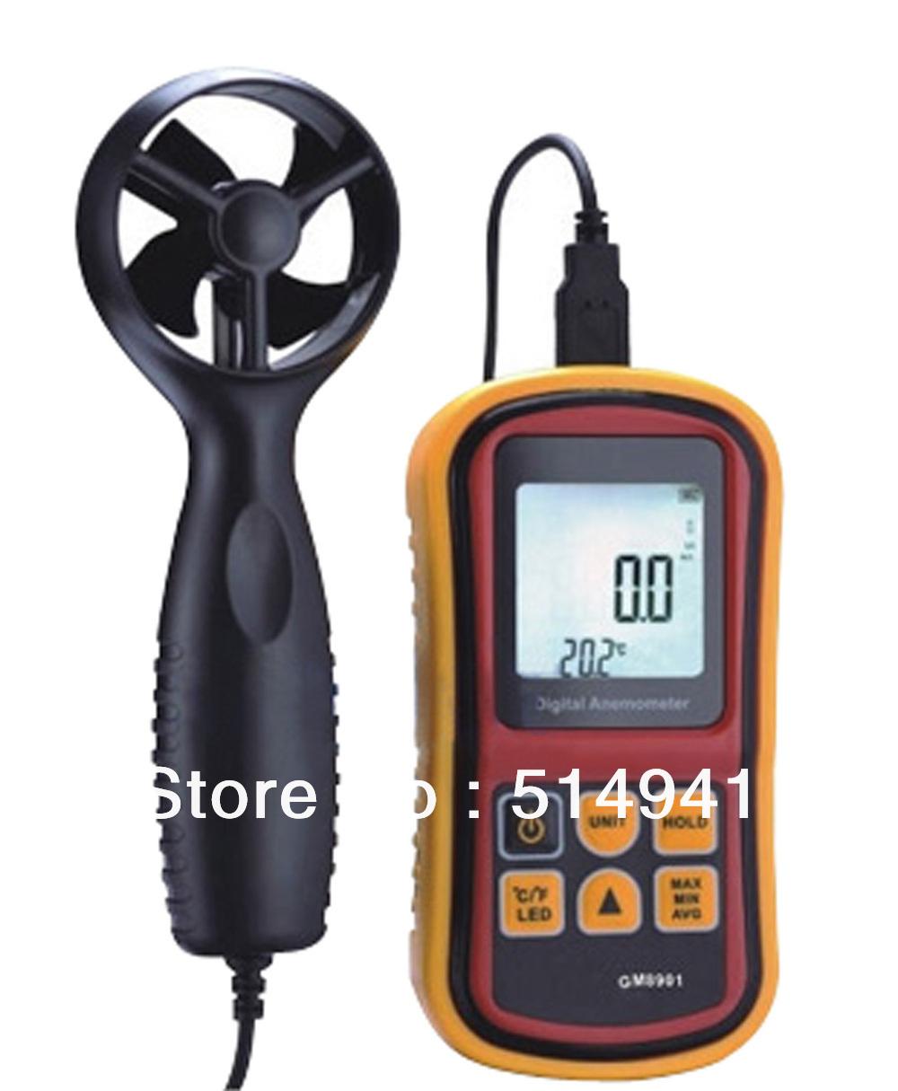 Anemometer Meter SK8901<br><br>Aliexpress