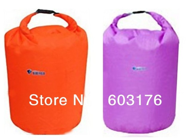Free Shipping 70L Floating Organize Dry bags Outdoor Camping Hiking Portable Compress Waterproof Bags with Retail Packaging