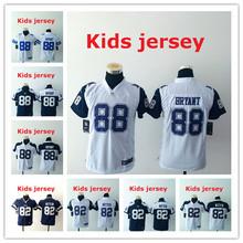 Kids youth Free fast shipping Best Quality Tony Romo,Emmitt Smith,Cole Beasley,Sean Lee,Jason Witten,Ezekiel Elliott,for youth(China (Mainland))