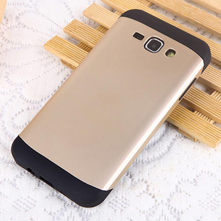 Slim Tough Armor Hybrid Silicone Bag TPU Shockproof Hard Cover Defender Phone Case For Samsung Galaxy J1 J100 J100F J100H J100M(China (Mainland))