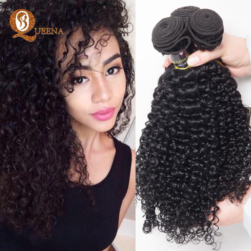 Unprocessed Virgin Malaysian Kinky Curly Hair Bundles 3pcs Afro Kinky Curly Hair Weave Malaysian Curly Hair Mocha Hair Products