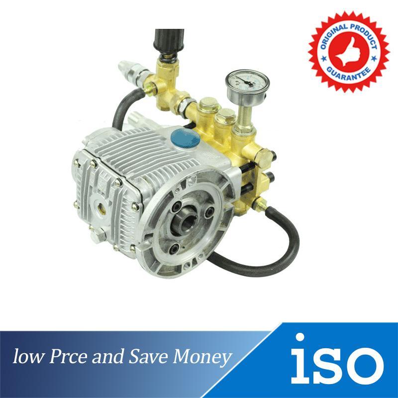Triplex Piston Pump Copper Washing Plunger Pump 18L/min High Pressure Water Pump Head(China (Mainland))