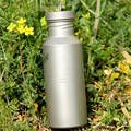 Keith Hot Sale Titanium My Bottle With Bag Botella De Agua Bicycle Bottle Outdoor Camping Sport